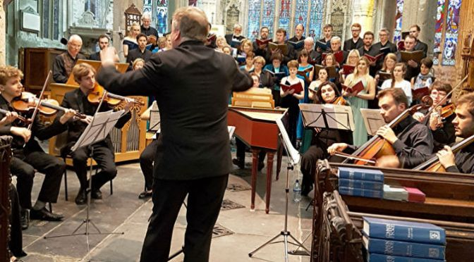 Exon Singers shine brightly in Golden Jubilee performance at Tavistock Parish Church
