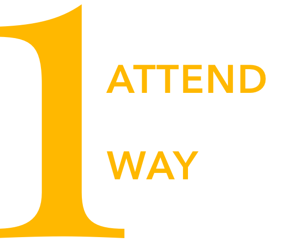 Attend the arts conference your way