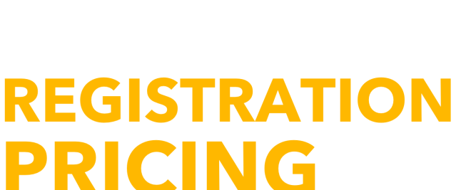education conferences registration and pricing