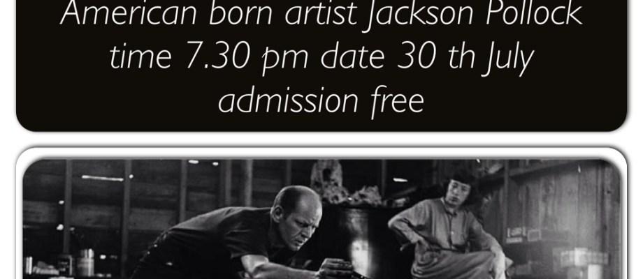 Movie Night: Feature film on Jackson Pollock