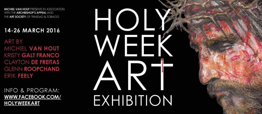 Holy Week Art Exhibition 2016