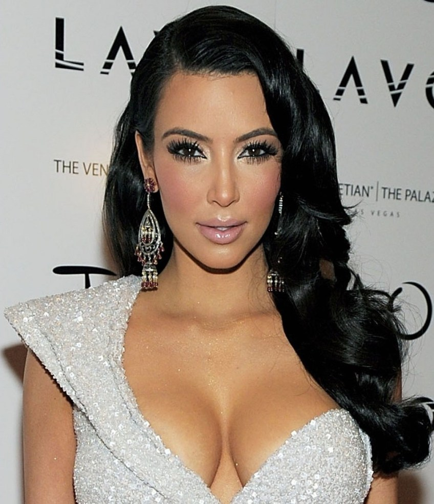 NO TABLOIDS!   Kim Kardashian arrives at Lavo Las Vegas New Years Eve at the Venetian on December 31, 2010 in Las Vegas, Nevada. Kim Kardashian Hosts New Year's Eve At TAO Las Vegas TAO Nightclub at the Venetian Las Vegas, NV United States December 31, 2010 Photo by Denise Truscello/WireImage.com To license this image (62922150), contact WireImage.com