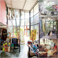 Artsy Dwelling: Your Art Studio Style