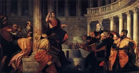 Jésus et les pharisiens