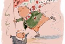 Åsa Carlsson Bild & grafisk form hälsar god jul