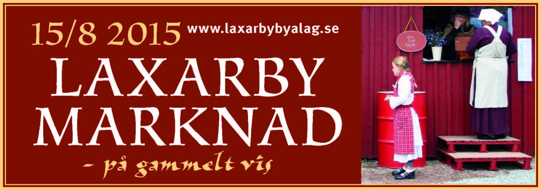Laxarby marknads webbhead