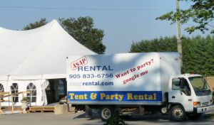 Party Rental Delivery