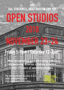 Stockwell Road Open Studios