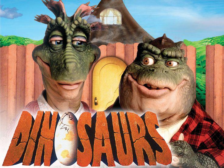 Especial: Extraños Finales en Series Extrañas (Dinosaurios)