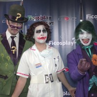 Video: Segundo Recorrido a la Ficosplay 2