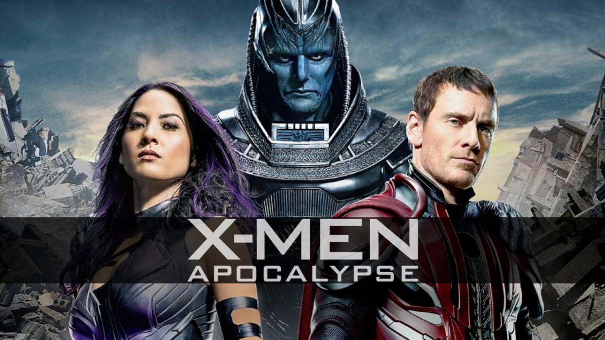 Estreno, X-Men: Apocalipse