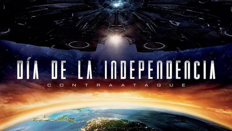Día de la Independencia Contraataque - Estreno