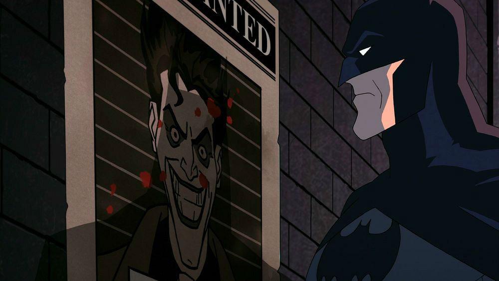 Batman: The Killing Joke, en video no es tan gracioso