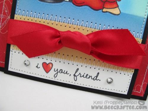 Medium Of Love You Friend