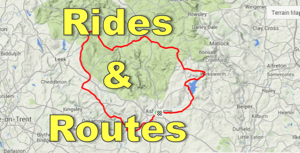 Category Rides and Routes