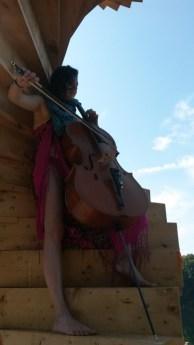 Ashia Bison Rouge, Garbicz Festival