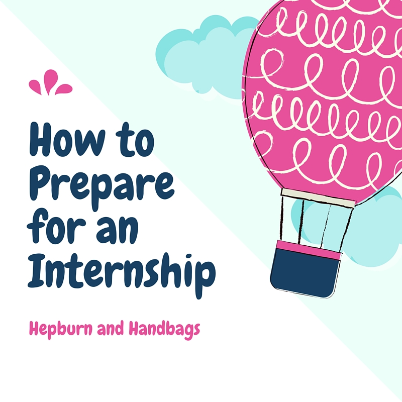 How to Prepare for an Internship