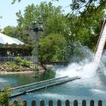 Mystery River Log Flume