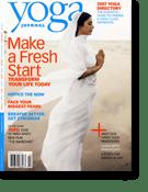 Yoga Journal - Feb. 2007