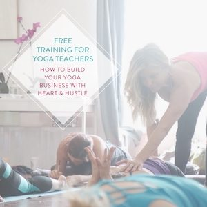 FREE TRAINING FOR YOGA TEACHERS