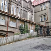Erskine College - Wellington NZ - Old Haunted Mansion