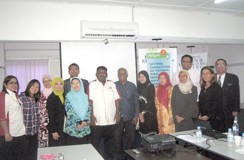 RDPE Consultation Malaysia
