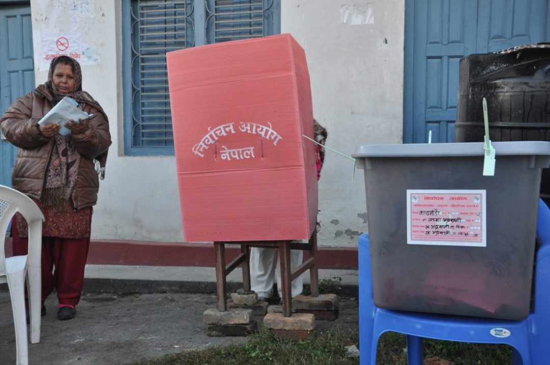 Nepal elections