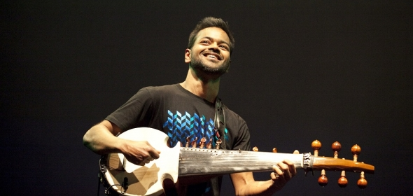 Soumik Datta: new sounds for the soul