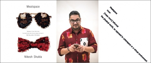Real selves: Nikesh Shukla and 'Meatspace'