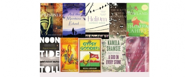 DSC Prize for South Asian Literature 2015 – 10 authors up for $50,000 award