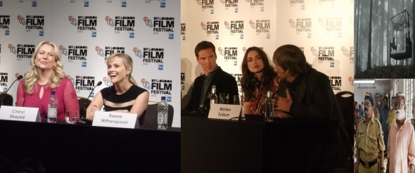 BFI London Film Festival 2014 mini-reviews and round-up
