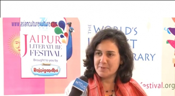 Kamila Shamsie on her acclaimed novel, 'A God In Every Stone' and why the Jaipur Literature festival is special (video, click below)