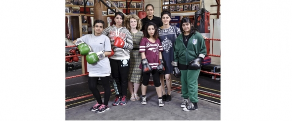 Boxing clever – 'No Guts, No Heart, No Glory' in Women of the World Festival
