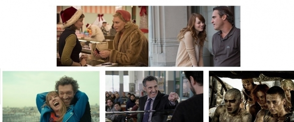 CANNES 2015 film reviews: 'Carol', 'Moi Roi', 'Mia Madre', 'Irrational Man', Mad Max: Fury Road'