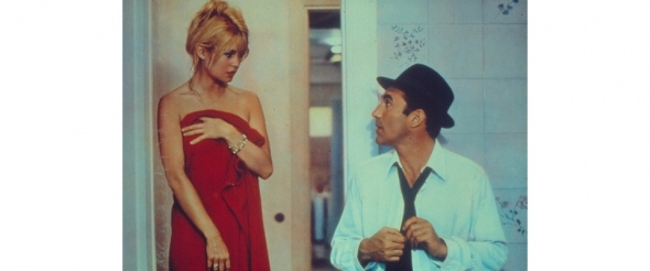 'Le Mépris' (contempt) – Doomed to beautiful failure… (aren't we all?)