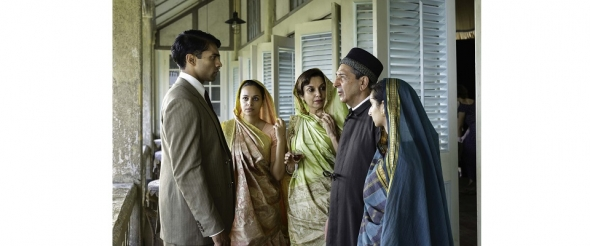 'Indian Summers' – episode 1: It's getting hot in here…