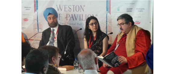 JLF 2016 London: Stimulating talks, protest and musical magic mark fest