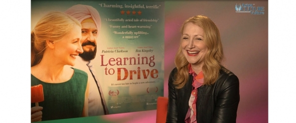 Patricia Clarkson on friendship in 'Learning to Drive'