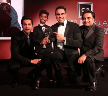 Sunny Pawar, 'Lion' actor, steals show at The Asian Awards 2017 (gallery pictures)