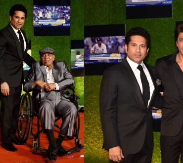 'Sachin: A Billion Dreams' – Bollywood and cricket join hands at sporting icon film premiere