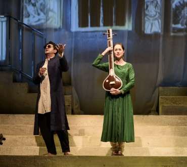 Alchemy 2017: 'Sukanya'   – A Ravi Shankar love letter of dizzying dimensions… (review)