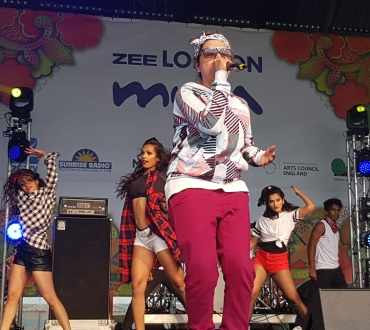 London Mela 2017 – 'The World is one Family' and music is the wonderful language of that family…