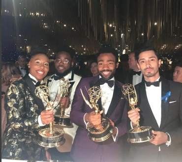 Riz Ahmed wins historic Emmy and says he is proud of London and UK…( reaction & Emmy South Asian roundup)