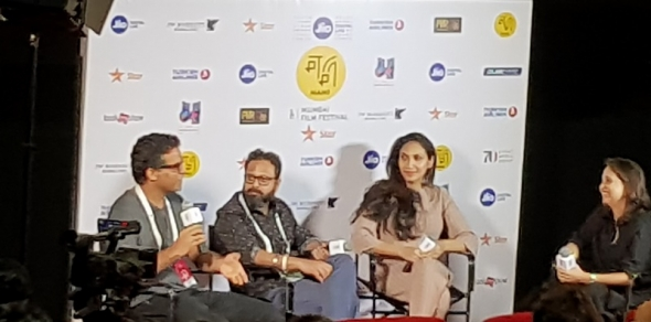 Mumbai Film Festival 2017 – Change or face decline, leading Indian filmmakers argue…