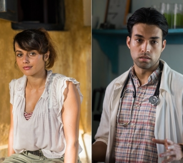 'The Good Karma Hospital' – Sunday tears, romance (?) and Kerala sunshine with Amrita Acharia and James Krishna Floyd…