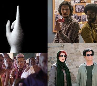 Cannes Film Festival 2018 reviews: 'BlacKkKlansman', 'Rafiki', 'The Image Book', and '3 faces'