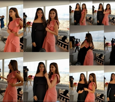 Cannes Film Festival 2018: Mahira Khan interviewed by Shay Grewal (Sunny & Shay)…nearly there!