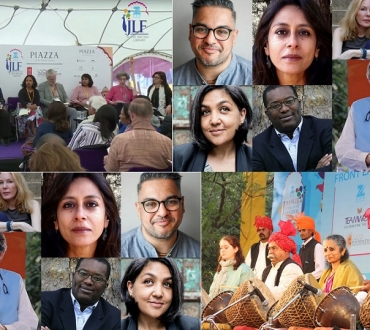 Zee Jaipur Literature Festival at the British Library (June 8-10): literary sparks with Shashi Tharoor, Shabana Azmi, Katherine Boo, Mike Brearley and 110 others…
