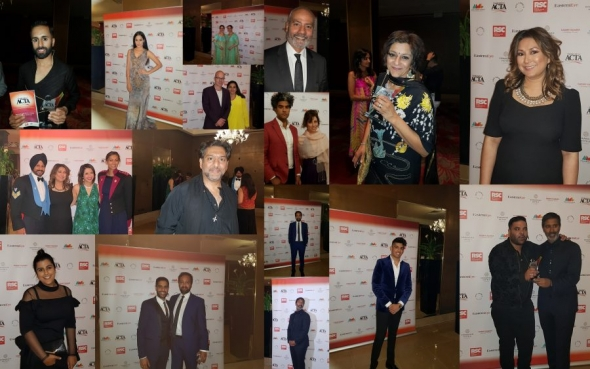 Eastern Eye Arts, Culture and Theatre (ACTAs) awards 2018 – Wise words on an inspiring evening