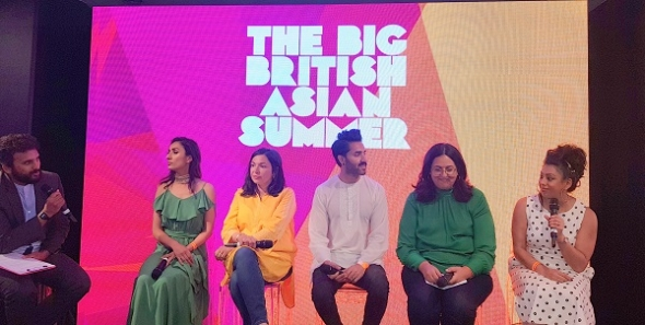 BBC's The Big British Asian Summer – coming to a screen near you…
